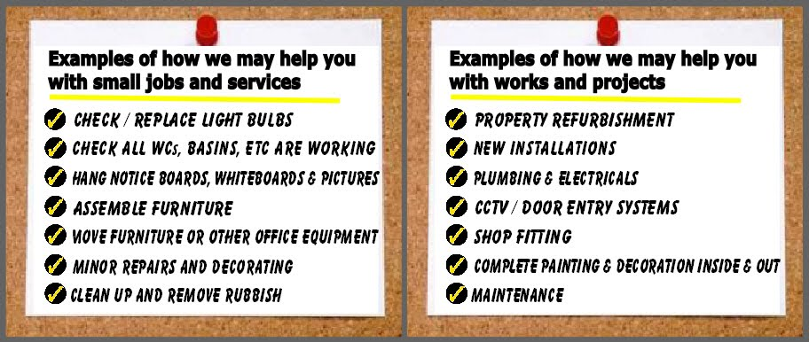 Commercial Services Wade Property Services